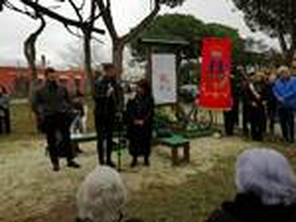 ricorrenza maccarese Silvana Alocchi Giacinta Paoletti Appignanesi