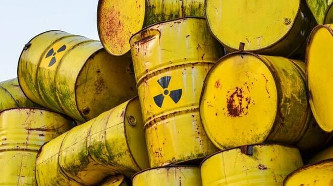 scorie nucleari rifiuti radioattivi