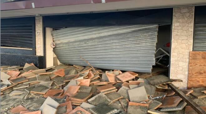 terracina danni maltempo