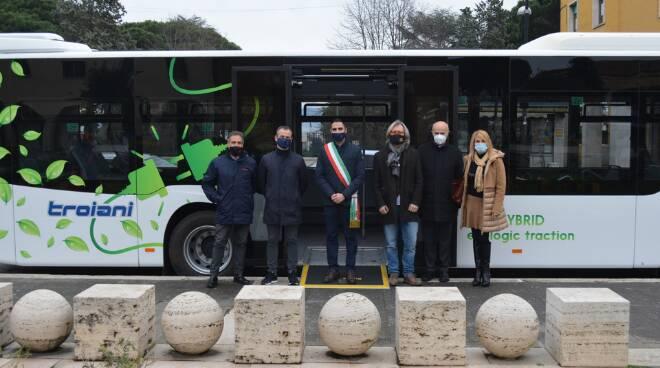 Trasporto Pubblico Locale Pomezia Troiani