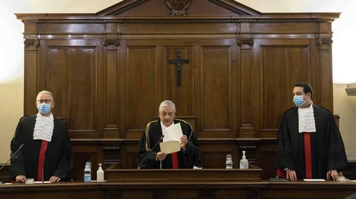 tribunale vaticano sentenza ior