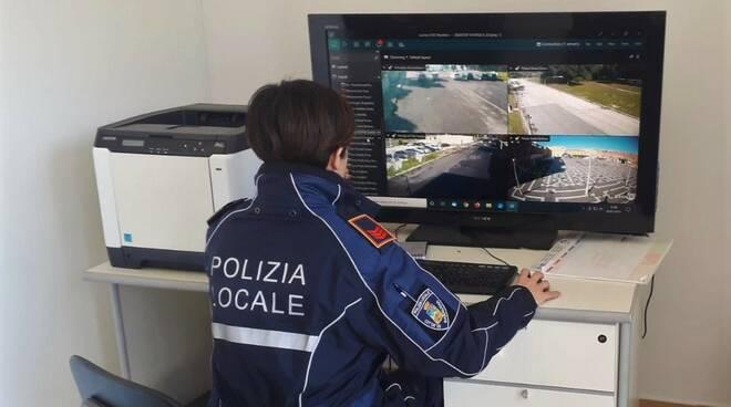 videosorveglianza Sabaudia