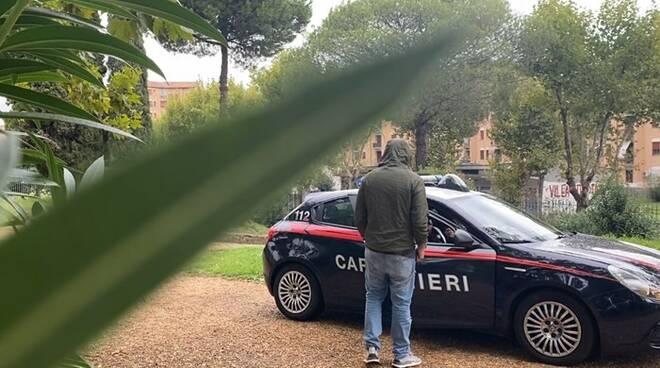 controlli carabinieri pusher