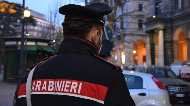 controlli carabinieri roma
