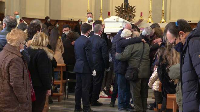 funerale Romeo Bondanese