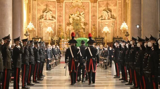 funerali di stato attanasio iacovacci