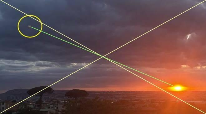 Lens flare - misteri