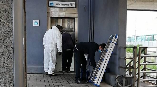 manutenzione ascensore lido centro
