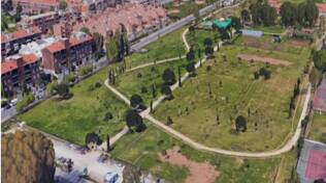 parco della madonnetta acilia