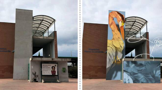 Parco leonardo stazione Soft City