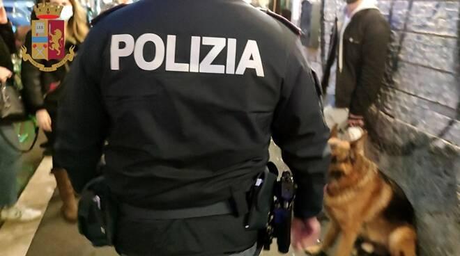 polizia di stato controlli movida roma