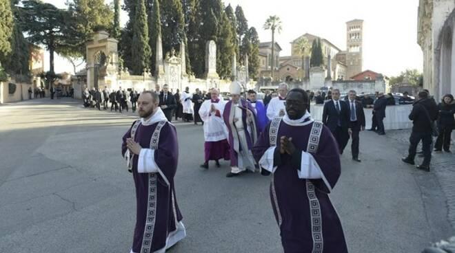 processione aventino papa