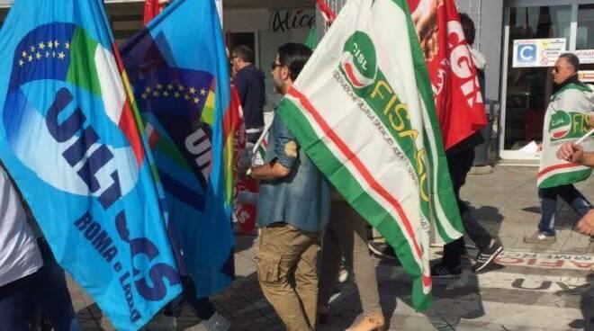 sciopero Panorama Formia