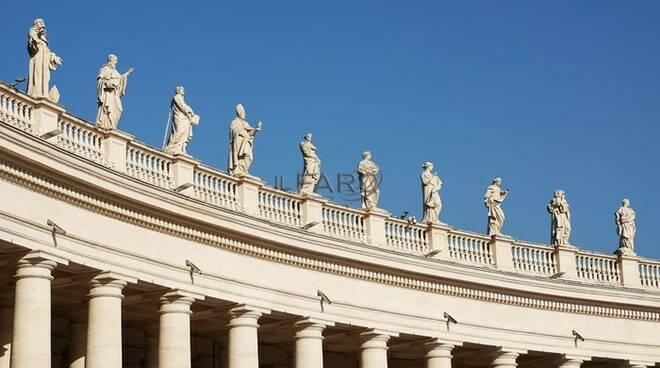 vaticano colonnato san pietro