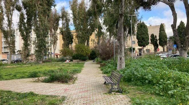 verde pubblico Civitavecchia