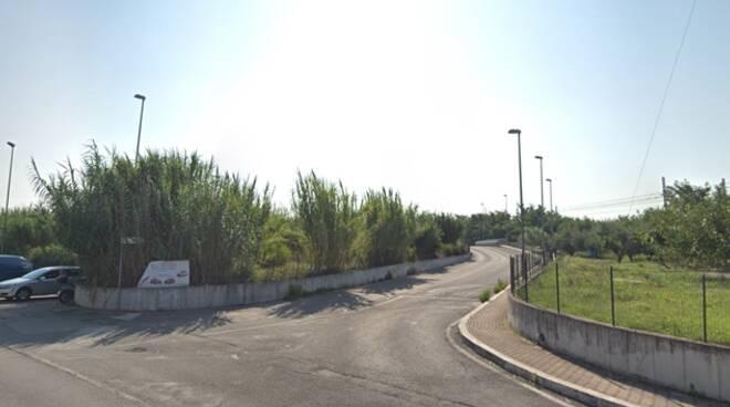 Via dell'edera, Formia