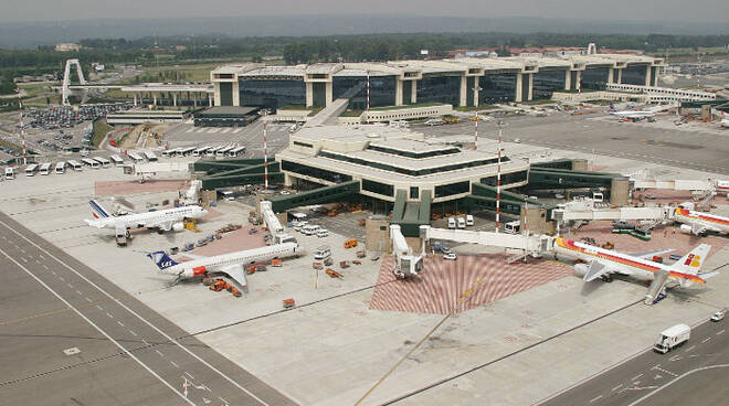 aeroporto latina