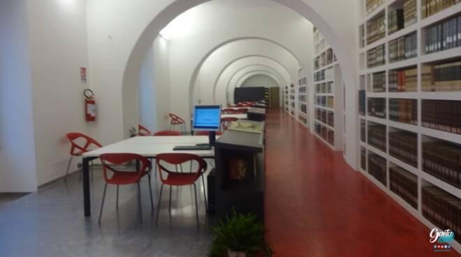 biblioteca Gaeta