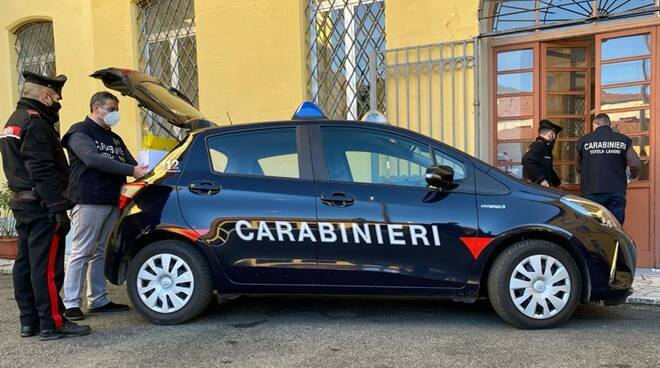 controlli carabinieri reddito di cittadinanza roma