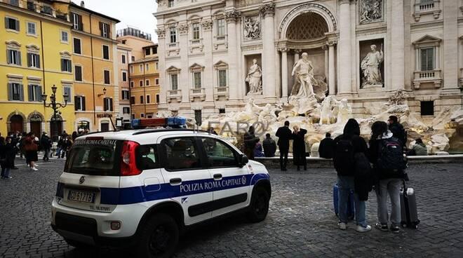 controlli coronavirus roma polizia locale