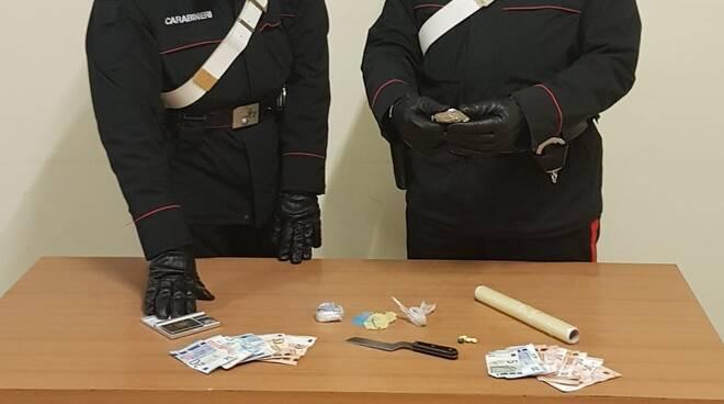 droga carabinieri pomezia
