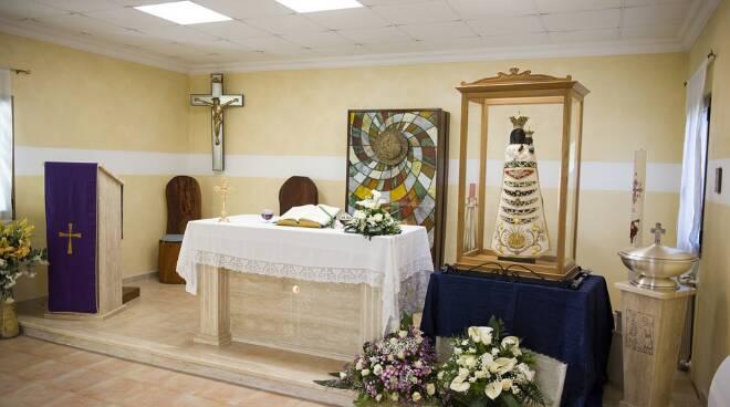 Effige Sacra della Madonna di Loreto