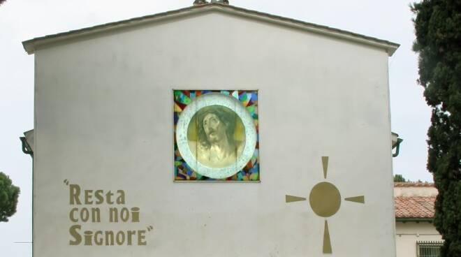 ex parrocchia san tommaso apostolo infernetto