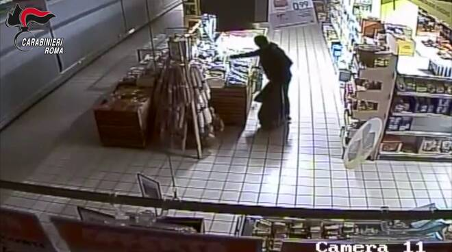 furti supermercati