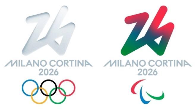 FUTURA LOGO MILANO CORTINA