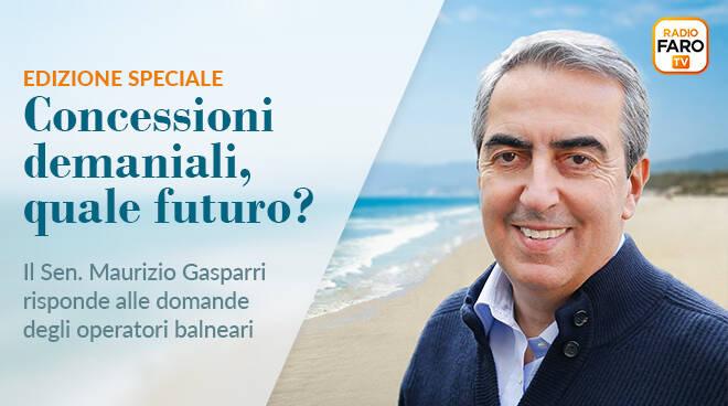 Edizione Speciale con Maurizio Gasparri