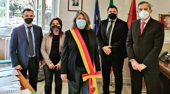 nomina andrea gasperini x municipio