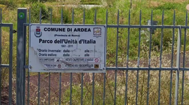Parco dell'unità d'Italia