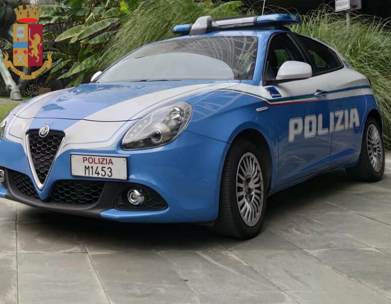 polizia volante roma