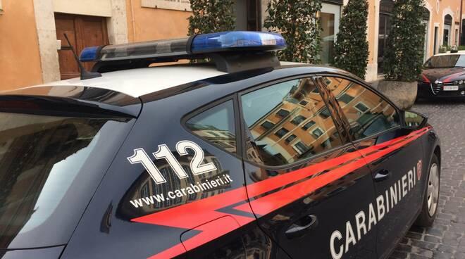 radiomobile carabinieri Roma