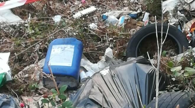 rifiuti Minturno