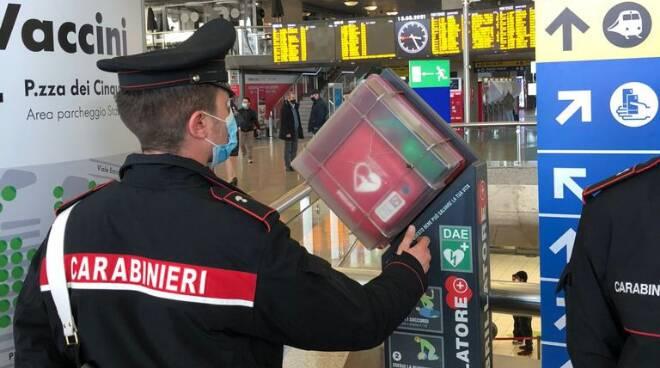 Stazione Termini Carabinieri