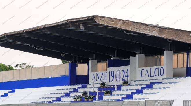 Bruschini Anzio stadio