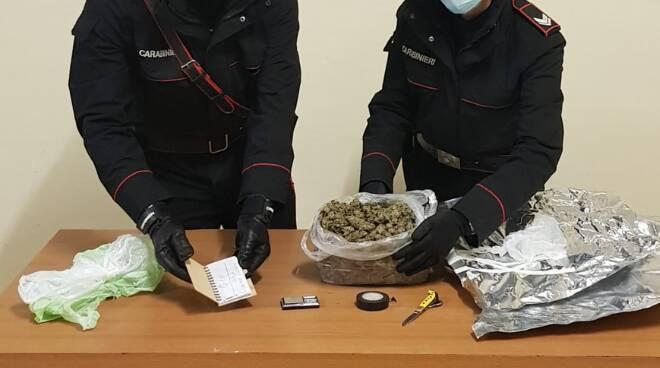 carabinieri Pomezia droga