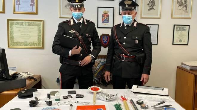 carabinieri sabaudia