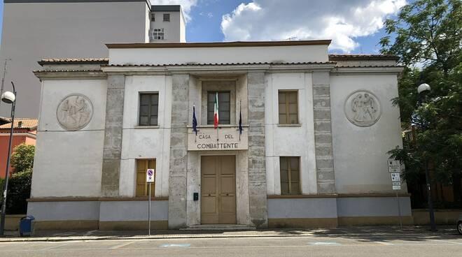 casa del combattente latina