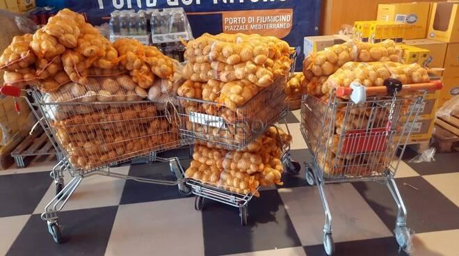 patate sequestrate