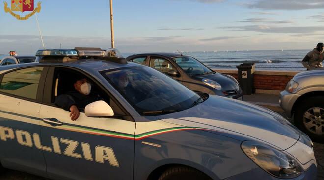 polizia Anzio