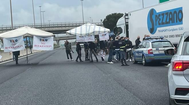 protesta ambulanti Gra