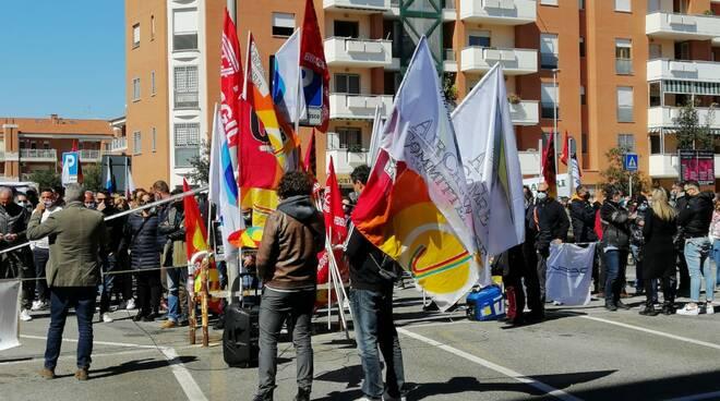 proteste alitalia