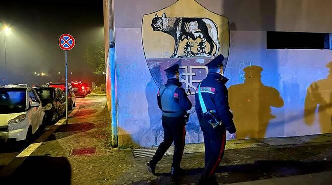 san basilio carabinieri