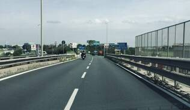 semafori viadotto via dell'aeroporto