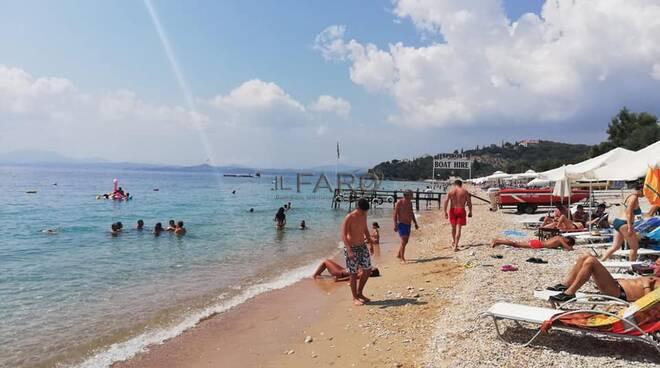 spiaggia grecia