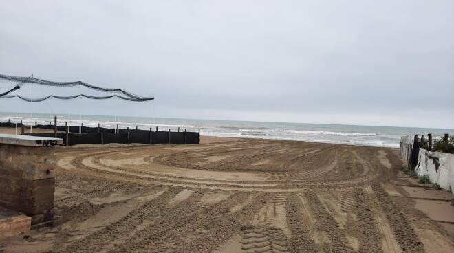 spiaggia Passoscuro