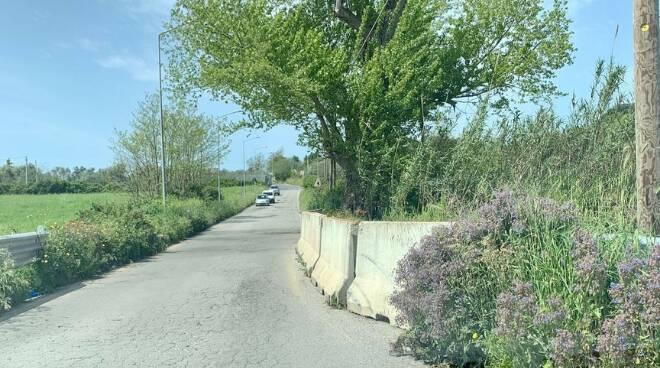 via della Maggiona Pomezia