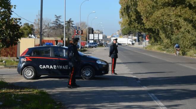 carabinieri Latina